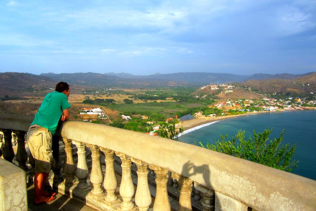 Overlooking San Juan del Sur, Nicaragua