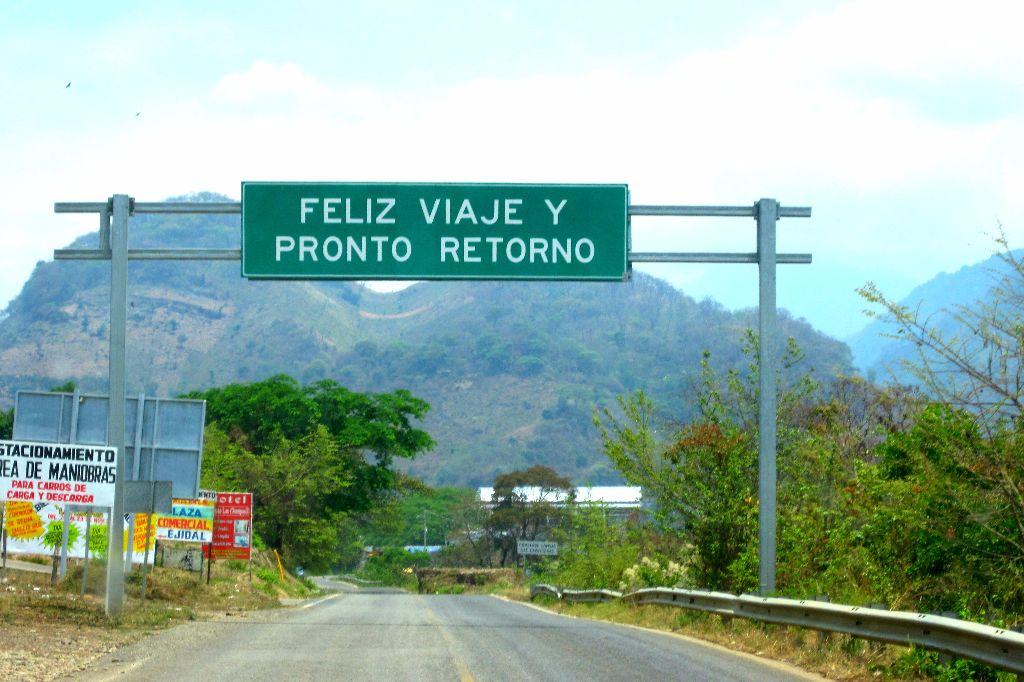 Mexico-Guatemala Border Crossing @ Cuauhtémoc-La Mesilla | Freedom