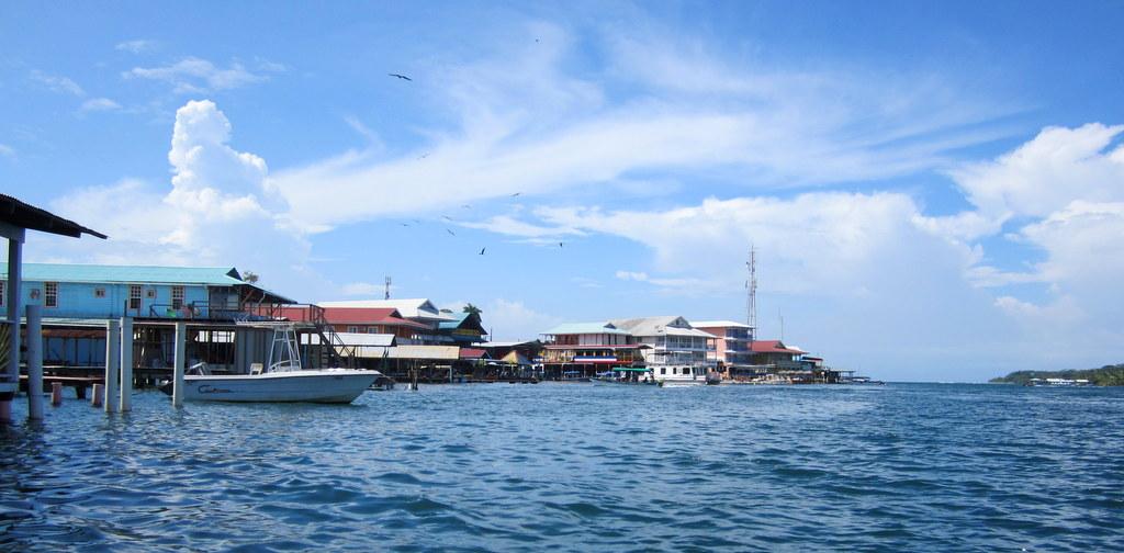 caribbean coast of costa rica and panama freedom with bruno